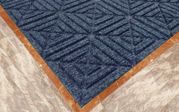 Waterhog Geometric Floor Mat Tiles