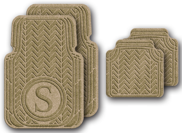 Waterhog Car Mats - Personalized