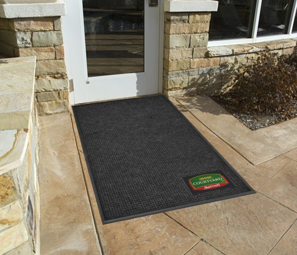 Waterhog Signature Logo Floor Mats