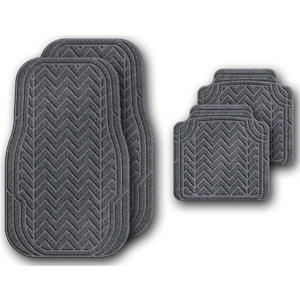 Waterhog Car Mats - Chevron Pattern