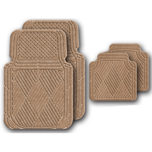 Waterhog Car Mats - Classic Pattern